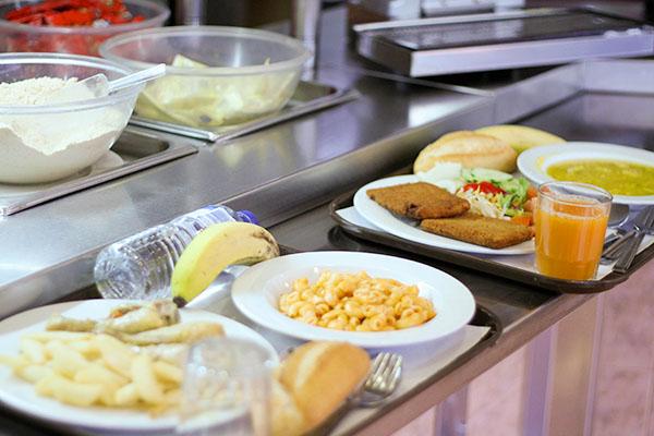 Emejing menu comedores universitarios ideas casas ideas - Comedores universitarios ugr ...
